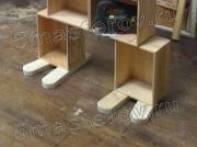Сборка детской мебели. Детская мебель имеет дополнительные  дизайнерские детали, которые могут превратить комнату в игровую. Сборка мебели для детского сада.