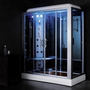 Сборка душевой кабины. Душевые кабины сейчас довольно часто устанавливают в ванной комнате.