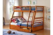 Сборка двухъярусной кровати. Двухярусные кровати очень часто устанавливают в детских комнатах. Они экономят место и могут использоваться для игры.