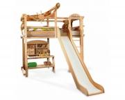Сборка кровати чердака. Детская кровать-чердак немецкого производства. Наверное все в детстве мечтали о такой кровати!