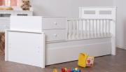 Сборка кровати с ящиками. Кровать с ящиками очень удобна, она может заменить даже шкаф.