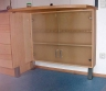 Сборка кухонных шкафов. Процесс сборки кухонной тумбы с ящиками.