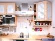 Сборка кухонных шкафов. Кухня почти собрана.