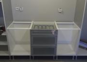 Сборка мебели кухонь. Сборка шкафов на кухне - ответственный процесс.