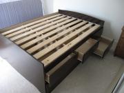 Сборка мебели на дому. Сборку кровати осуществим за один день.