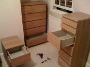 Сборка мебели на дому. Сборка шкафов, комодов.