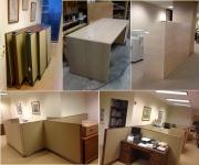 Сборка офисной мебели. Надежная офисная мебель - залог успеха Вашего предприятия.