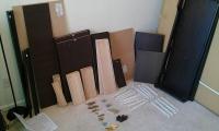Сборка шкафов Икеа. Так выглядит комод до сборки