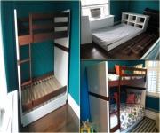 Сборщик мебели. Сборка детской двухярусной кровати.