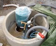 Сколько стоит бурение скважины. Оборудование скважины фильтром, насосом - важная часть работы для нормальной эксплуатации скважины.