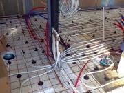 Сколько стоит работа электрика. Правильное подключение теплого пола сделают наши мастера.
