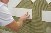 Сколько стоит ремонт однокомнатной квартиры. Диагональная отделка плиткой требует больших затрат материала.