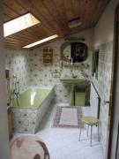 Сколько стоит ванна под ключ. Ванна на мансардном этаже дома до ремонта.