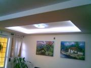 Смета на ремонт квартиры. Потолок в современной квартире - это не только необычное освещение, это - современность и эстетика.