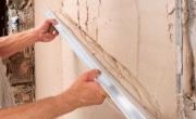Смета на ремонт квартиры. Штукатурка стен выполняется нашими мастерами очень качественно.