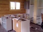 Собрать кухонный гарнитур. Сборка шкафов кухонного гарнитура.