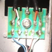 Соединение проводки. Пайка - довольно частый и надежный способ соединения проводки.
