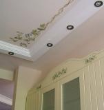 Стоимость ремонта 3 комнатной квартиры. Потолок является важной деталью общего интерьера квартиры.