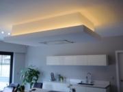 Стоимость ремонта двухкомнатной квартиры. Монтаж потолков и освещения различной сложности - частая услуга, которую оказывают наши специалисты.