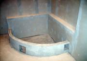 Стоимость ремонта квартиры в Москве. Перед установкой угловой ванной необходимо правильно подвести все коммуникации и подготовить основание.