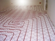 Теплый пол под ламинат укладка. Электрический теплый пол под ламинат или плитку следует собирать строго по инструкции, соблюдая правила безопасности.