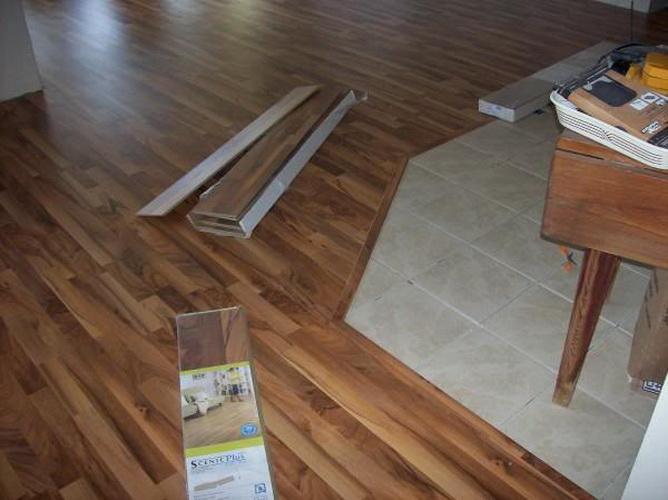 parquet teck salle de bain castorama travaux artisans. Black Bedroom Furniture Sets. Home Design Ideas