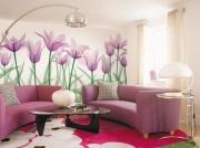 Услуги по ремонту квартир. Хорошо подобранные обои и общая цветовая гамма могут вызвать восхищение у Ваших гостей.