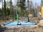 Установка автономной канализации. Решите проблему стоков раз и навсегда! Установите автономную систему канализации.