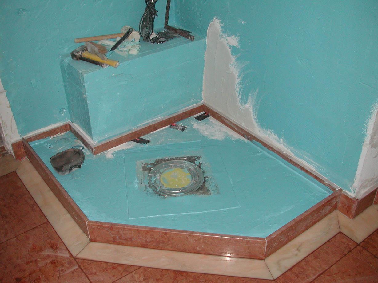 Как установить душевую кабину в деревянном доме 40