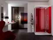 Установка душевых кабинок. Современные душевые кабины не только удобны и функциональны, но еще могут служить украшением ванной комнаты.