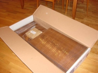 Установка мебели. Пока Ваша мебель - это набор упакованных досок.
