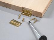 Установка петель мебельных. Сборка любой мебели, произведенная мастерами, придаст вашему интерьеру совершенный облик, которого трудно добиться, если допускать ошибки и просчеты при сборке мебели.