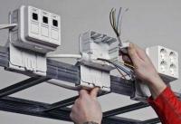 Установка распределительных коробок. Установка распределительных коробок открытым способом обеспечивает доступность и удобство в эксплуатации.