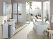 Установка ванной мебели. Мебель в современной ванной является не только необходимостью, но еще служит и для украшения ванной.