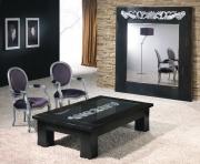 Установка зеркала цена. Зеркало, стилизованное под камин - интересное дизайнерское решение.