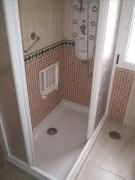 Устройство душа. Душевой уголок простой конструкции позволит принять душ после рабочего дня или перед сном.