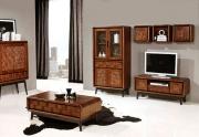 Восстановление мебели. Разве в этом  современном интерьере можно узнать мебель 70-х годов?