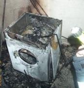 Загорелась проводка. После возгорания проводки, последствия могут быть очень плачевными.