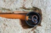 Замена электропроводки в квартире. Штробление стен под проводку и установка дополнительных розеток.