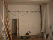 Замена электропроводки. Снятие старой электропроводки в доме.