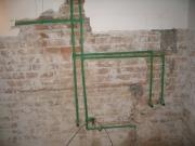 Замена канализационных труб в квартире. замена труб в ванной во время ремонта.