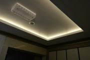 Замена проводки, стоимость. При монтаже  современных потолков и увеличение количества электроприборов, к проводке предъявляются повышенные требования.
