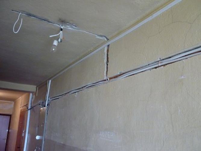 Схема электропроводки в квартире грамотный подход