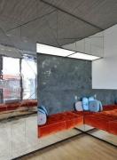 Зеркала на заказ Москва. Зеркальная ниша со встроенным шкафом-модное направление в современном интерьере.